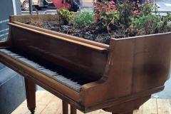 路上ピアノ ブタペスト