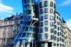 プラハのビル